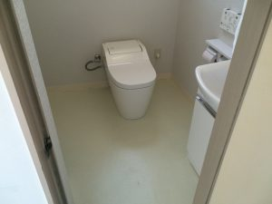 横浜市 会社事務所 トイレ改修工事